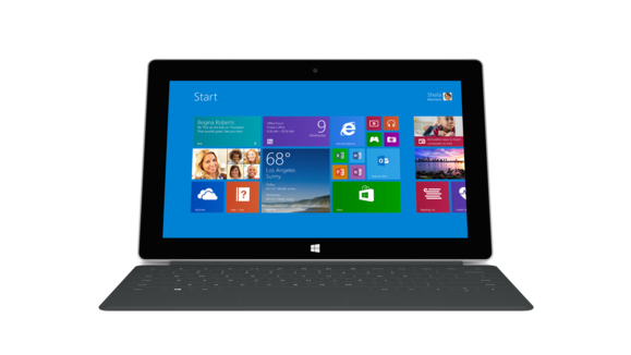 The PC makers' battle against Microsoft's Surface, in their own words