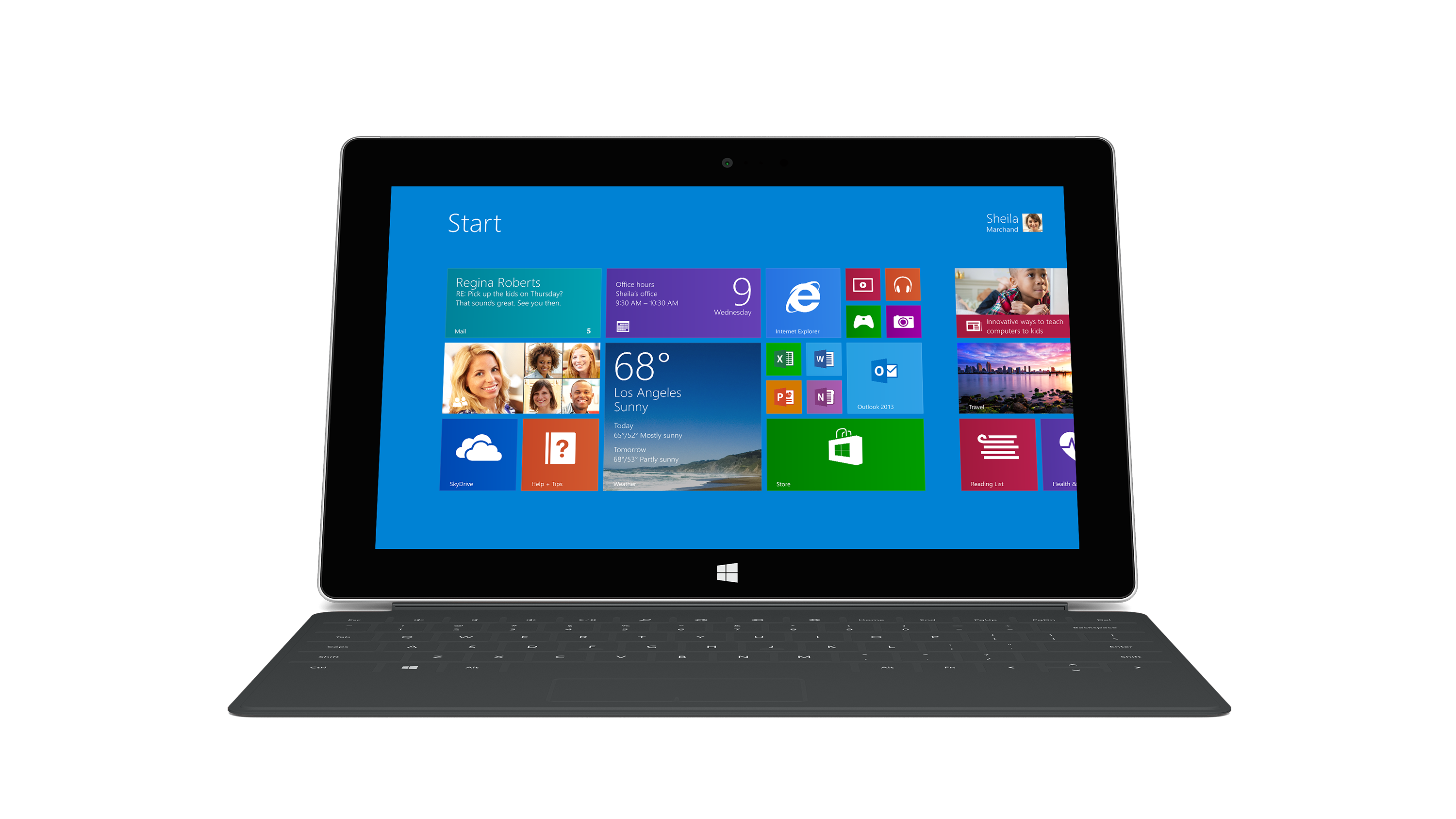 microsoft positioning the tablet pc Positioning surface as the productivity tablet won't help marketing is hard, even when you're good at it and when it comes to consumers, microsoft is downright hopeless at it.