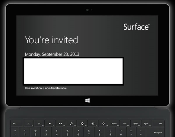 Bild zu «Microsoft am 23. September mit Surface-Event»