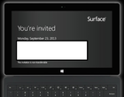 Surface 2 invitation