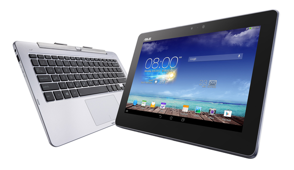 Asus Trio in Android mode