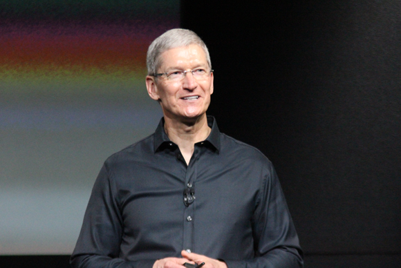 Tim Cook, Apple iPhone 5S Event