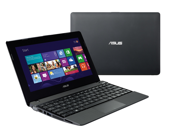 Asus X102BA ultraportable laptop