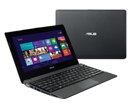 Asus X102BA ultraportable laptop