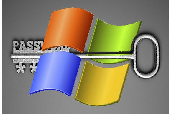 remove password from windows xp startup