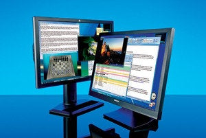 How to set up two monitors for double the screen real estate