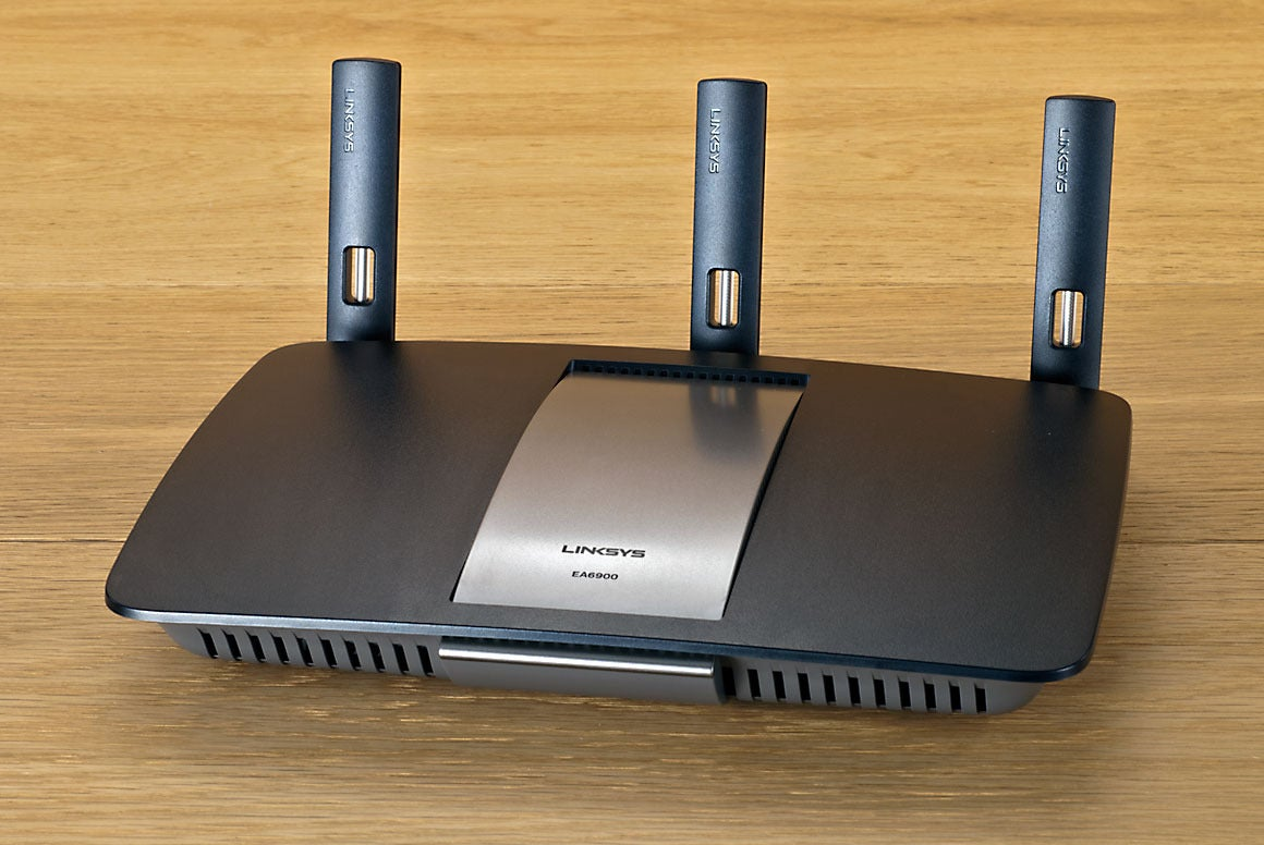 Linksys Ea6900 802 11ac Wi Fi Router Review Too Expensive