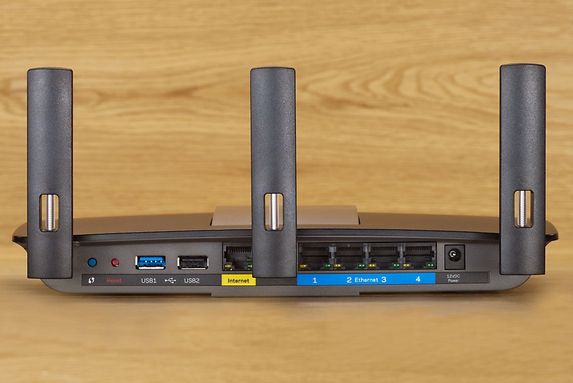 Linksys Router Ip >> Linksys EA6900 802.11ac Wi-Fi router review: Too expensive ...