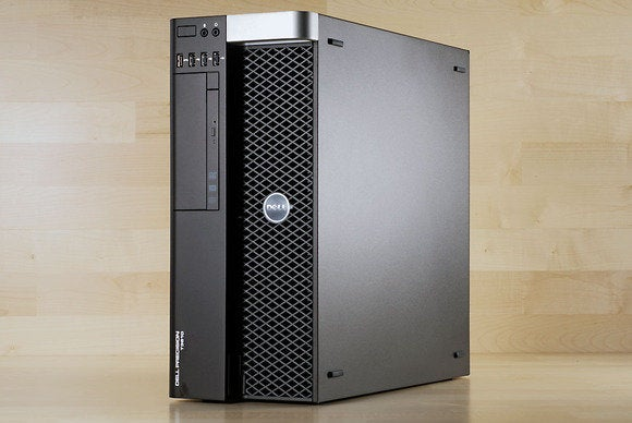 Dell Precision T3610 review: A workstation with exceptional