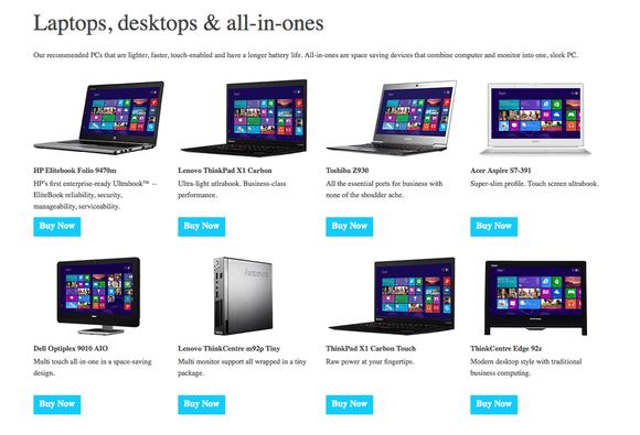 Windows 8.1 computers