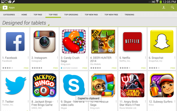 Download Play Store App For Android Tablet