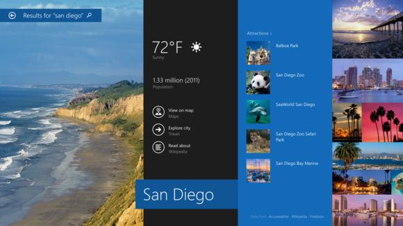 Microsoft Bing Smart Search