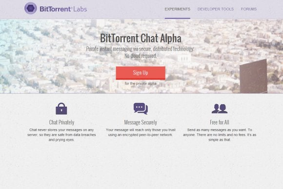 Bittorrent is brewing secure, serverless P2P messaging | PCWorld