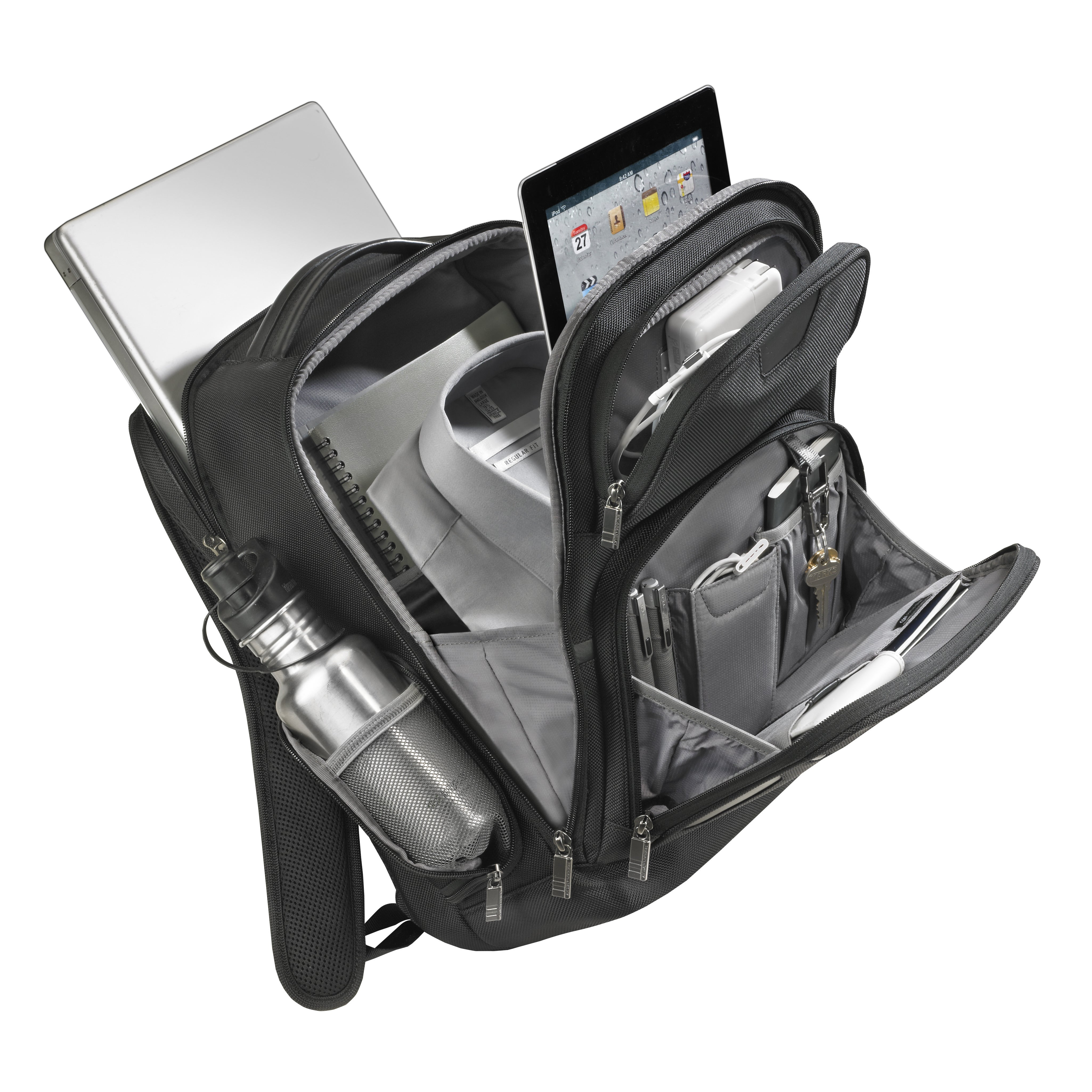 Briggs & Riley @Work Review: This backpack has no style ...
