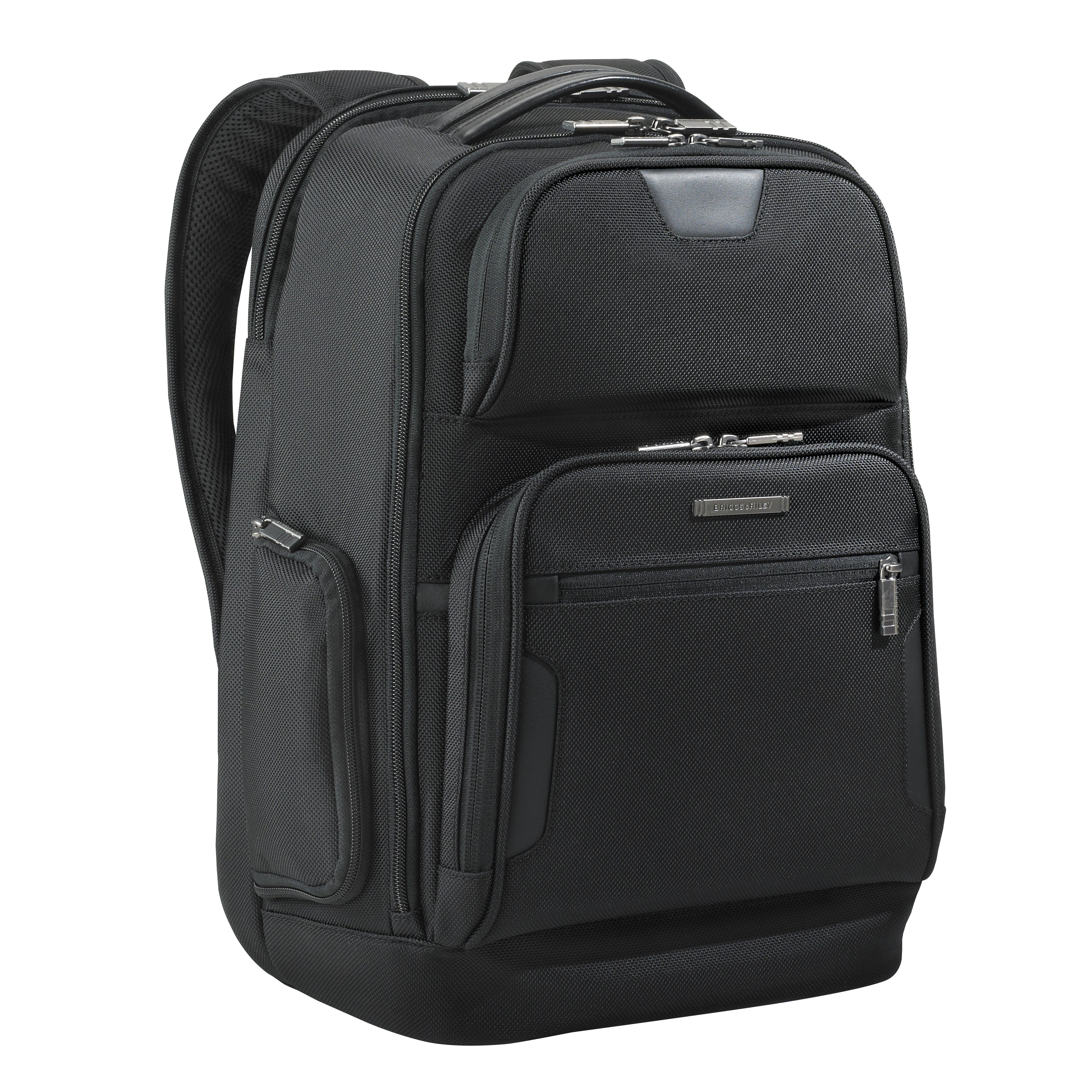 cb62e0277a Briggs   Riley  Work Review  This backpack has no style. Zero. Zip ...
