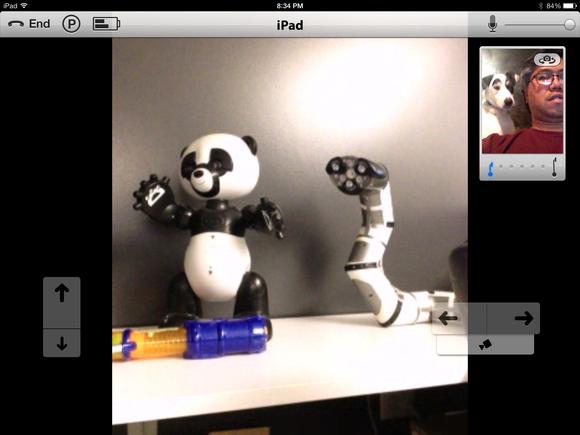 Double iPad app