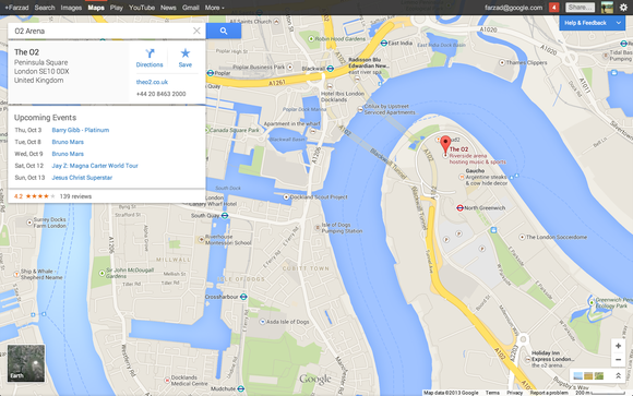 Google Maps adds multi-destination directions and searchable ... on