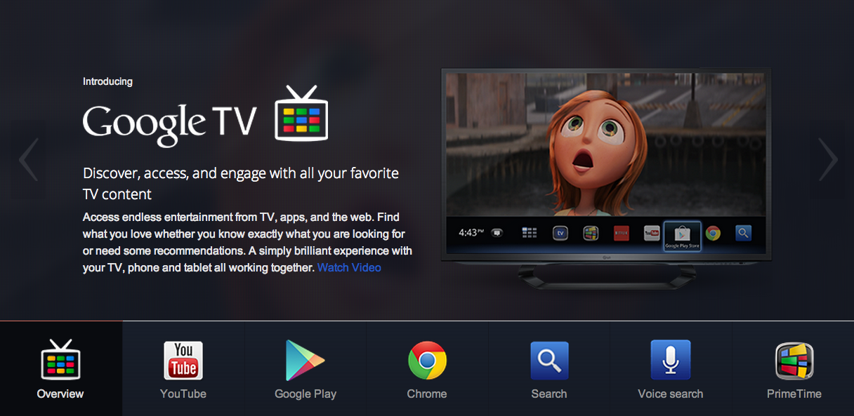 google apk android tv
