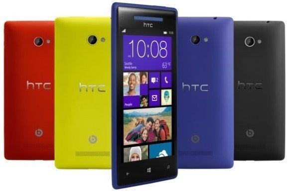 htc windows phone 8