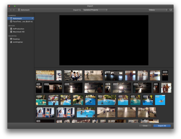 Hands-on: iMovie for Mac and iOS
