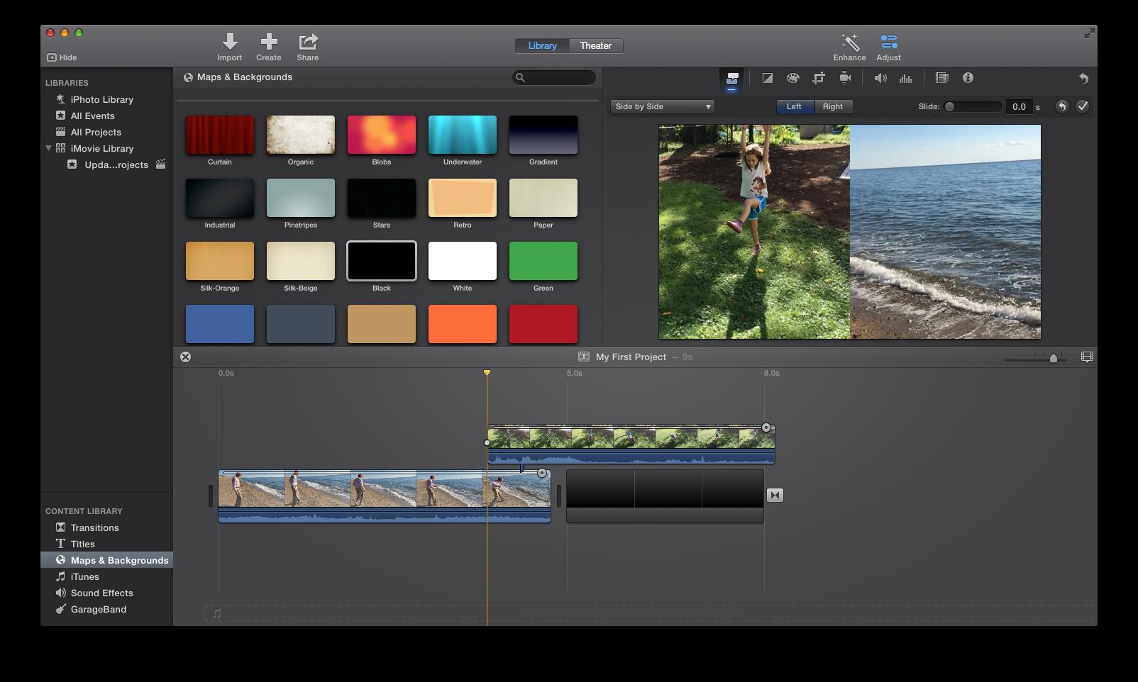 Hands-on: iMovie for Mac and iOS | Macworld