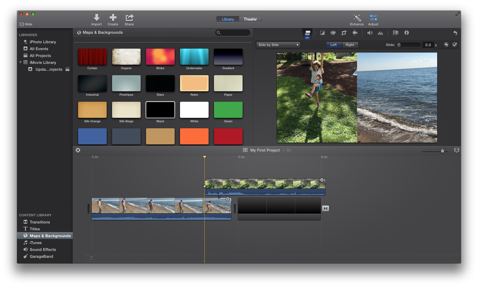 iMovie 10 review: A lot to like, a few quibbles | Macworld