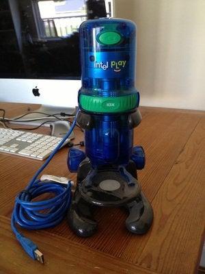 Intel QX3 microscope