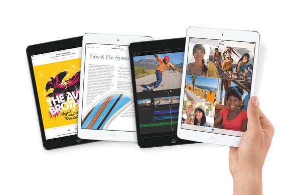 Specs showdown: iPad mini vs  Nexus 7 vs  Kindle Fire HDX