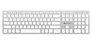 Kanex Multi-Sync Keyboard layout