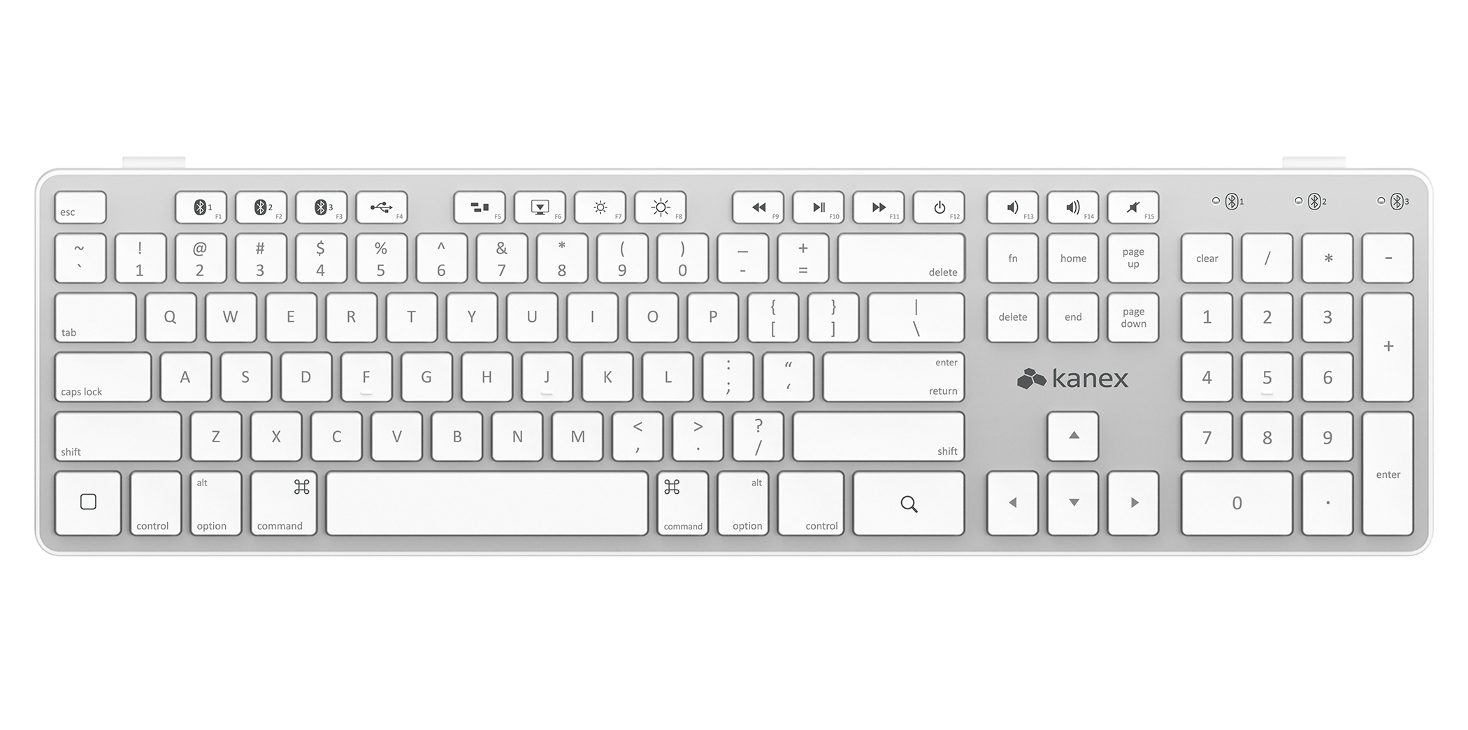 Kanex Multi-Sync Keyboard review: One keyboard, four Macs and iOS ...