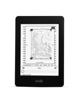 Kindle Paperwhite review: Ebook reader gets warmer, faster