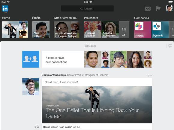 LinkedIn Intro