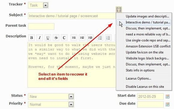How to quickly recover lost form data in your browser | PCWorld