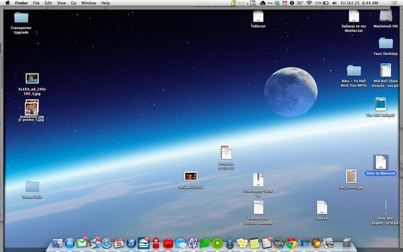 Mac desktop - фото 10