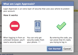 Protect your Facebook account from hackers with two-factor