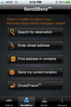 Live human concierge is the best tech in mercedes benz for Mercedes benz product concierge