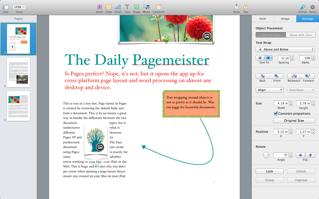 Pages 5.0 For Mac Review: Apple Writes A New Chapter For Its Word Processing App
