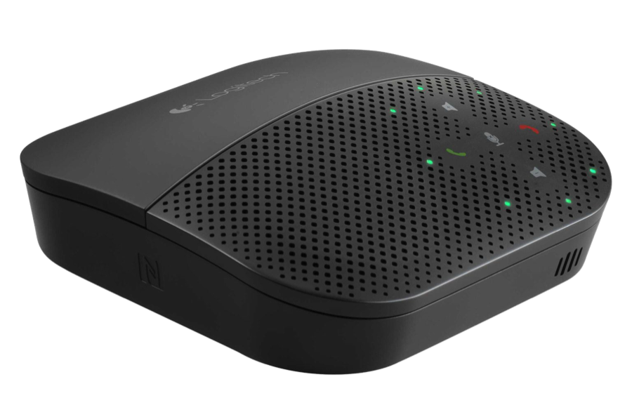 Logitech P710e Mobile Speakerphone Lets You Conference