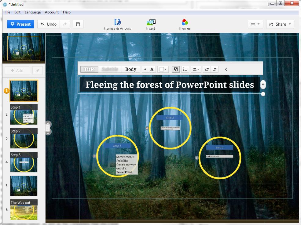 download prezi desktop offline full version