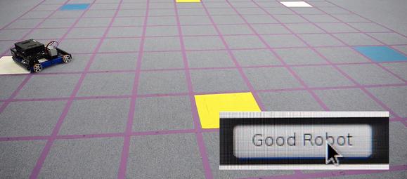 Qualcomm Zeroth robot