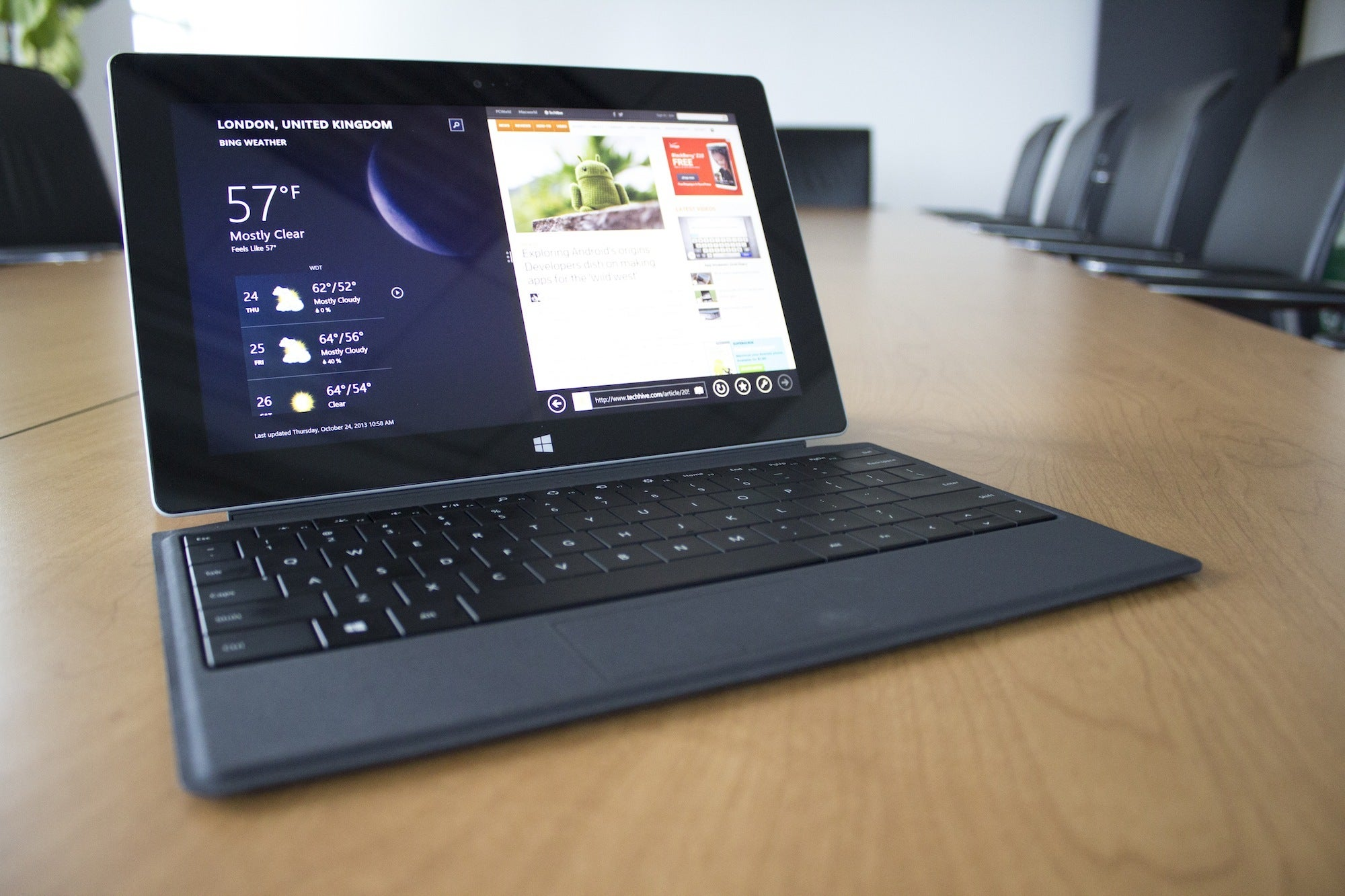 Surface RT tablets won't get their Windows 10-like update until ...