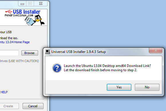 Universal USB Installer 1.9 screenshot 580