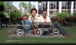 YouTube on Windows Phone