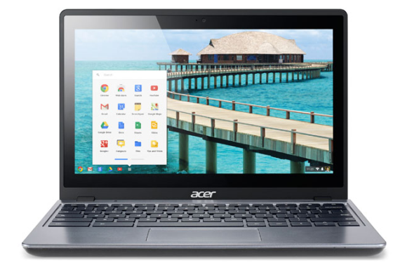Acers 300 C270P Chromebook Is A Touchscreen Laptop For The 99 Percent