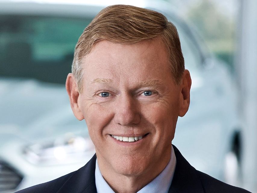 Alan mulally ford wikipedia for Ford motor company alan mulally