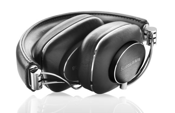 B&W P7 headphones