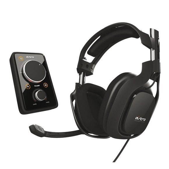 Astro A40 Headset And Mixamp Pro Review The All