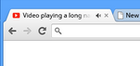 Chrome movie tab