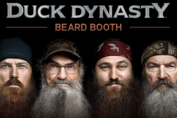 Duck Dynasty Beard Booth Possibly America S Greatest