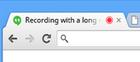 Googe Chrome tab Webcam